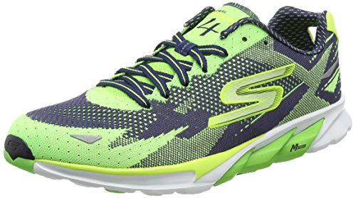 Skechers Go Run 4, Men's Multisport Outdoor Shoes, Green (Grnv), 8.5 UK...