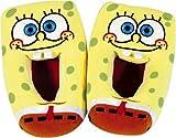 United Labels 0113390 - SpongeBob-Plüsch Pantoffeln / Hausschuhe S, 35-37