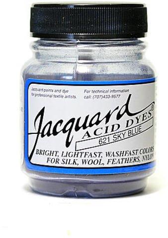 Jacquard Acide teintures (Bleu ciel)