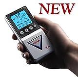 Electrostimulateur Tesmed Max 7.8Power + 12électrodes–125types de traitements abdominaux, renforcement, Sport, augmentation masse musculaire, esthétique, TENS