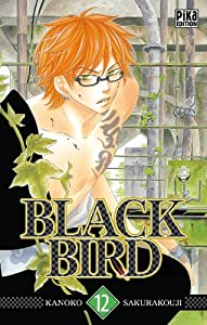 Black Bird Edition simple Tome 12