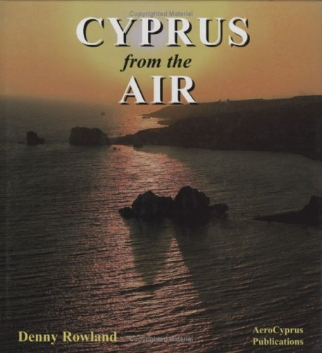 Cyprus from the Air por Denny Rowland