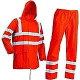 Lyngsoe LR40552/05/XXL Veste/Pantalon Taille XXL Fluo Orange