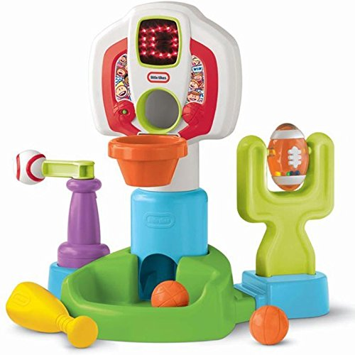 little tikes - 627569 M - Spielzeug Musical - DiscoverSounds - Zentrum von Sports - Register Cash Taste