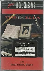 The Intimate Ella [Musikkassette]