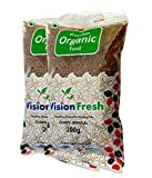 #7: Vision Fresh Organic Cumin Seed (Whole Jeera) - 400 grm - Pack of 2 (200 Gram Each)