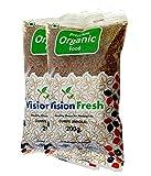 #5: Vision Fresh Organic Cumin Seed (Whole Jeera) - 400 grm - Pack of 2 (200 Gram Each)
