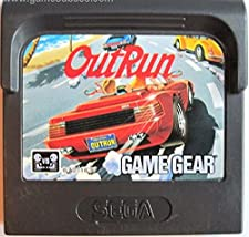 Sega Game Gear System: Outrun Game