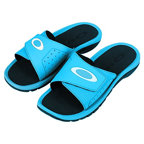 Oakley Sport Herren Super-Coil 2.5 Slide - Atomic Blau - UK 11