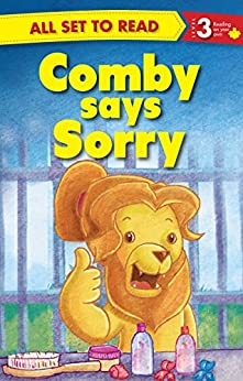 Comby Says Sorry : All Set To Read by [Om Books Editorial team]