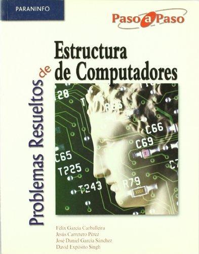 Problemas resueltos estructura computadores
