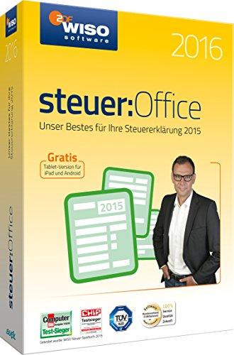 Buhl Data Service WISO steuer:Office 2016 (für Steuerjahr 2015)