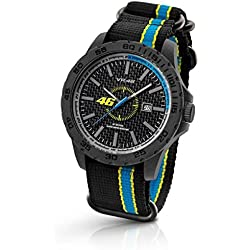 Valentino Rossi Watch with Miyota VR10 Movement 45 mm
