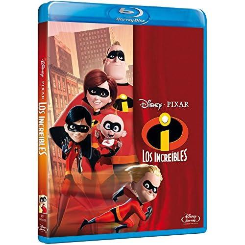 Los increíbles [Blu-ray] 2