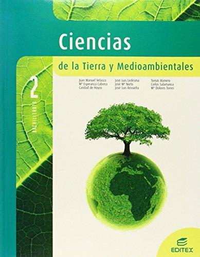 Ciencias de la Tierra y Mediomabientales 2º Bachillerato - 9788497714013