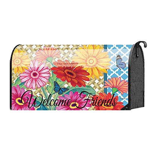 er Gänseblümchen und Schmetterlinge 22x 18Standard Größe Postfach Bezug ()