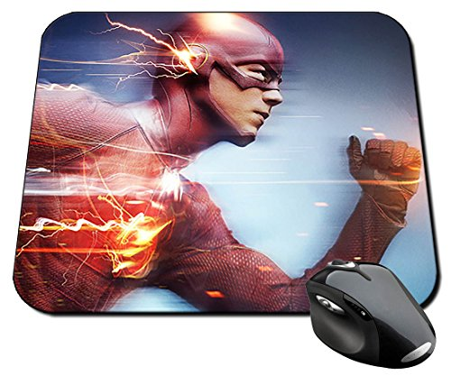 The Flash Barry Allen Grant Gustin Hat Mauspad Mousepad PC