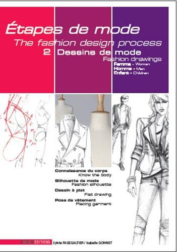 Etapes de mode tome 2 : dessins de mode