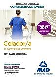 Celador/a de Instituciones Sanitarias de la Conselleria de Sanitat de la Generalitat Valenciana