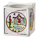 """Hutschenreuther 02259-724236-27845 Porzellan-Licht """"Der Standhafte Zinnsoldat"""" 6, 5 cm, bunt, 8 x 8 x 10.5 cm"""