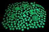 DirectGlow LLC 150 Glow in the Dark Star...