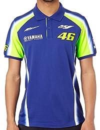 Valentino Rossi Polo Yamaha Racing Azul Royal