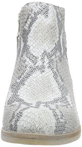Mjus 767216 Damen Kurzschaft Stiefel Mehrfarbig (Bianco)