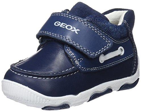 Geox Baby Jungen B New Balu' Boy A Slipper, Blau (Navy), 23 EU