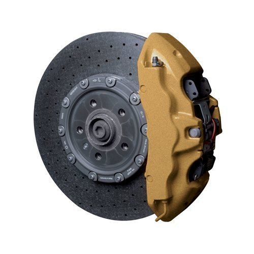 Foliatec  FT 2165 Bremssattel Lack Set, gold metallic