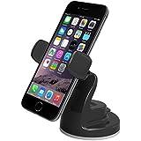 iOttie Easy View 2 Support Voiture Universel pour iPhone 6s Plus/6s/6/5s/5c/4S et Smartphone Noir