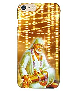 APPLE I PHONE 7 Printed Cover By instyler