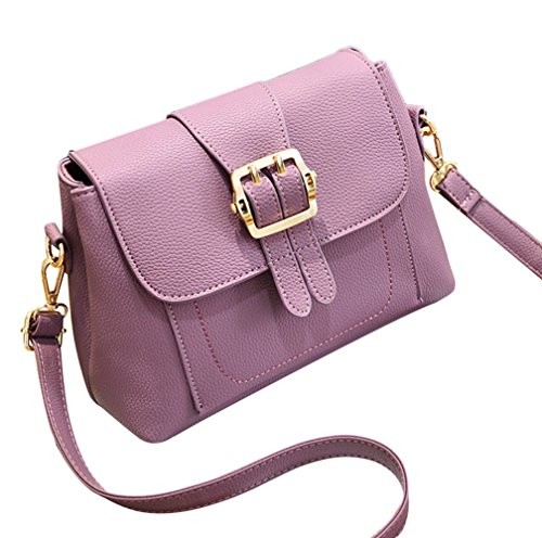 Icegrey - Borsa a tracolla donna Purple