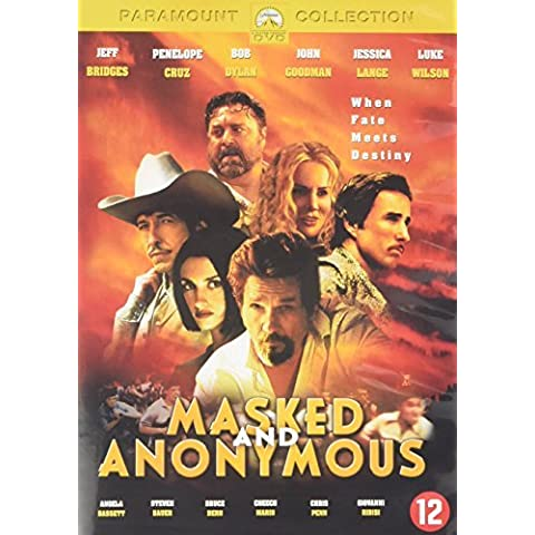 Masked & Anonymous [DVD] by Jeff Bridges