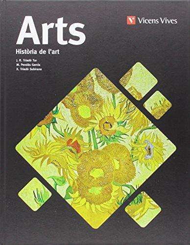 Historia de l'art 2n.batxillerat. Cataluña. Aula 3D editado por Vicens vives