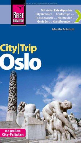 Reise Know-How CityTrip Oslo: Reiseführer mit Faltplan