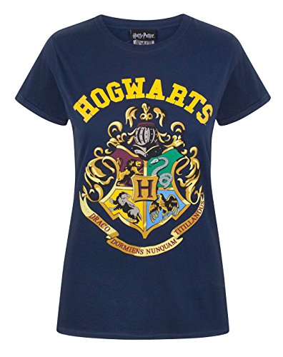 Mujeres - Official - Harry Potter - Camiseta (L)