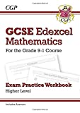 New GCSE Maths Edexcel Exam Practice Workbook: Higher - for the Grade 9-1 Course (includes Answers) (CGP GCSE Maths 9-1 Revision)