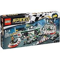 LEGO - 75883 - Speed Champions -  Jeu de Construction - MERCEDES AMG PETRONAS Formula One Team