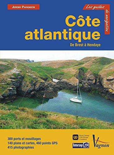 Guide Imray Côte Atlantique