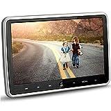 Hengweili - Digital-LCD-Bildschirm mit Touch Key, 25,7 cm, HD, 1024 x 600, HDMI, USB, SD, IR/FM, Ultra Dünn, als Monitor für die Kopfstütze im Auto geeignet