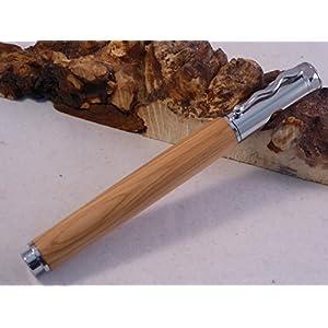 Rollerball Flieder Holz Tintenro