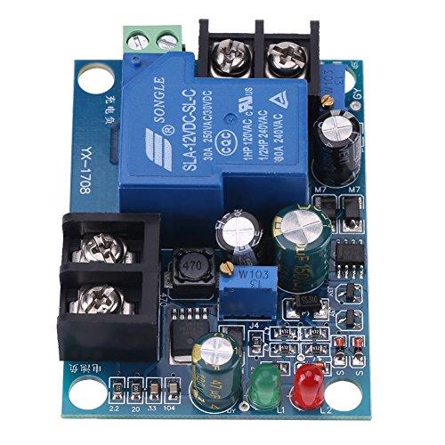 30A Automatische Ladegerät Charging Controller Schutz Modul 12-48 V Exzessive Schützen Bord YX1708(24V) -