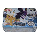 #6: Kiditos Pokemon XY Steam Siege Booster Box Trading Card Game - ALL NEW CARD - TIN
