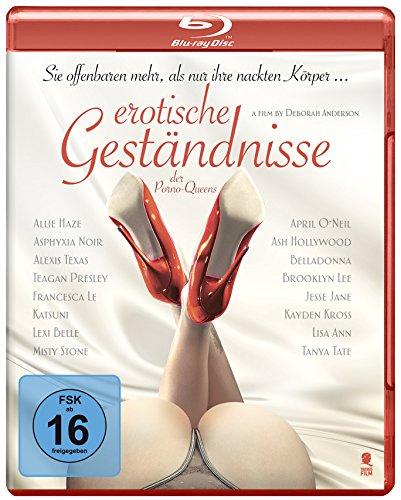 Erotische Geständnisse der Porno-Queens - Sie offenbaren mehr, als nur ihre nackten Körper... [Blu-ray]