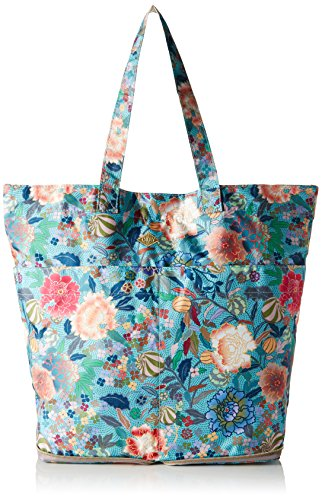 oilily-damen-folding-shopper-handgelenkstasche-blau-pool-blue-15x38x315-cm
