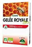 Biotechnie Organic Royal Jelly 1500mg 20 Phials by Biotechnie