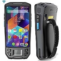 【Android 7.0】5.0 Pulgadas Terminal de la posición de 3G 4G PDA con pantalla táctil Bluetooth GPS y escáner de código de barras Honeywell para 1D 2D PDF417