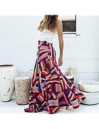 3e2b31bf25454 Amazon.it  gonna lunga - Vestiti   Donna  Abbigliamento