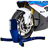 Béquille cale de roue BMW R 1200 RT Constands Easy Plus bleu