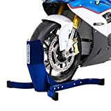 Vorderrad Wippe BMW F 800 GS Adventure Constands Easy Plus blau
